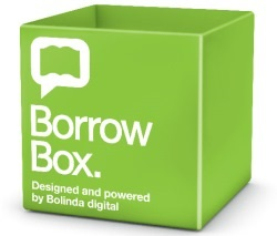 Image of green BorrowBox
