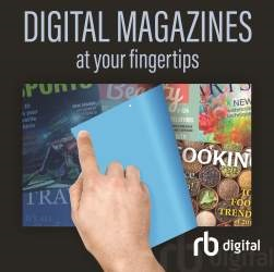 Front cover of Digital magazine