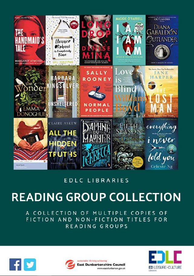 Reading group collection front cover
