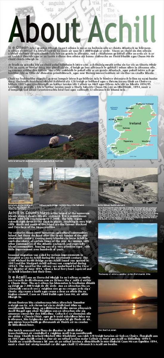 image cover of about Achill
